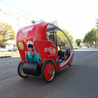 Vodafone setzt auf CityCruiser